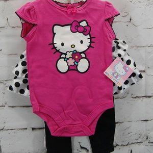 Infant 2 pc. Bodysuit